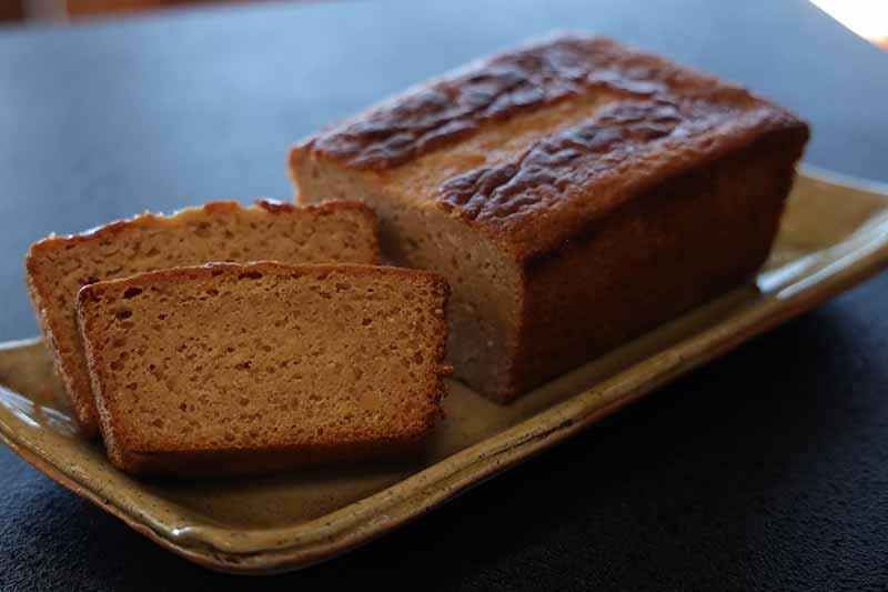 パウンドケーキ赤