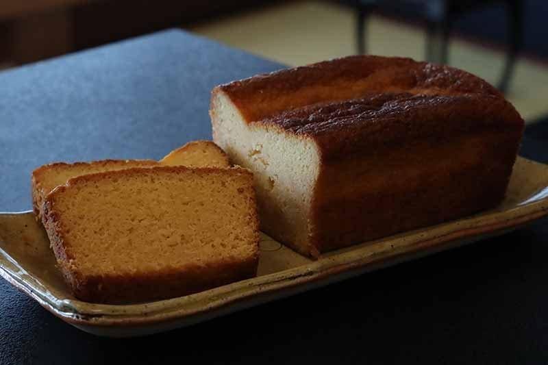 パウンドケーキ白